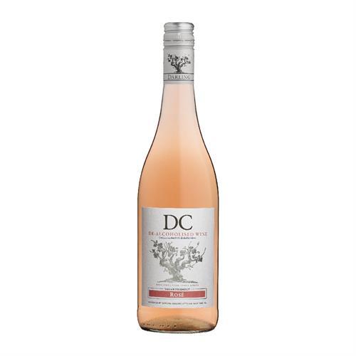 Darling Cellars De-Alcoholised Rose 75cl Image 1