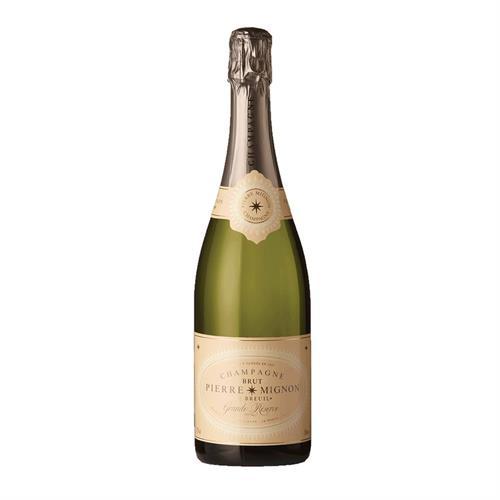 Pierre Mignon Grande Reserve Brut Champagne Premier Cru NV 75cl Image 1