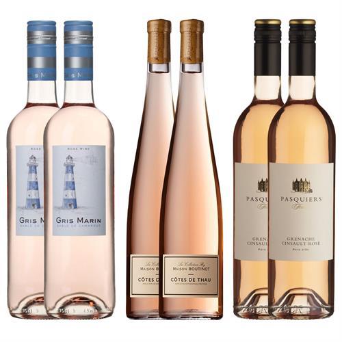 Everyday Rose Wine Case 6x75cl Image 1
