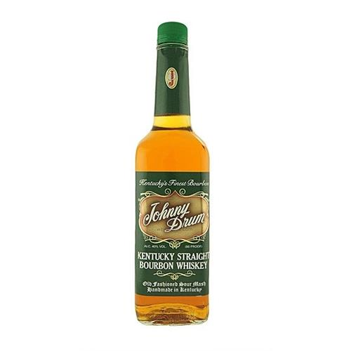Johnny Drum Green Label 43% 4 Years Old Image 1