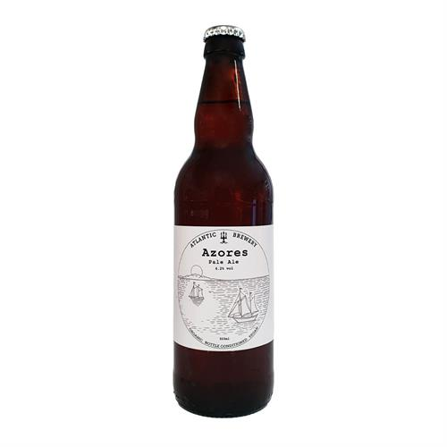 Atlantic Brewery Azores Organic Pale Ale 4.2% 500ml Image 1