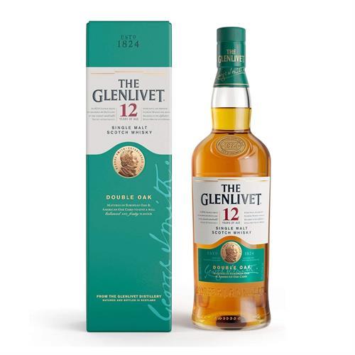 The Glenlivet 12 Year Old 70cl Image 1