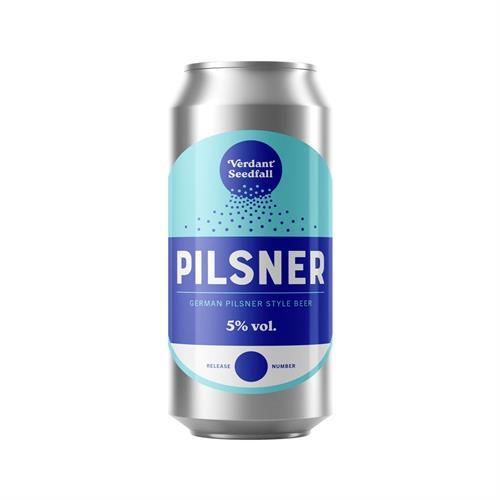 Verdant Seedfall German Pilsner 5% 440ml Image 1