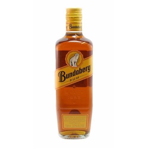 Bundaberg Yellow Label Rum 37% 70cl Image 1