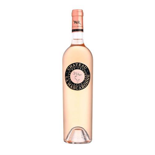 La Mascaronne Provence Rose 2020 75cl Image 1