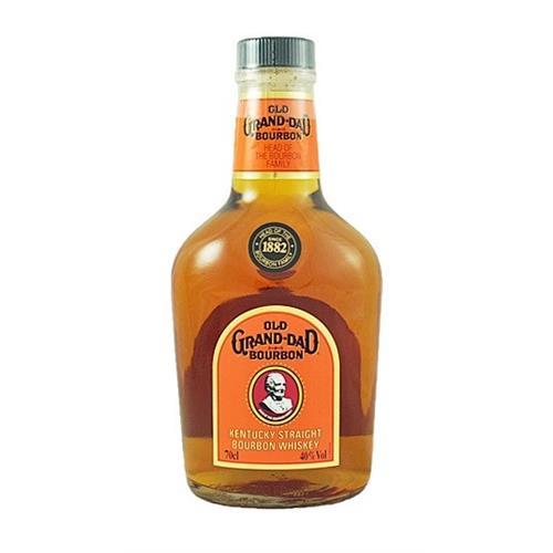 Old Grand-Dad Bourbon 40% 70cl Image 1