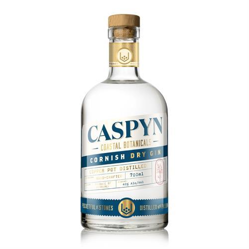 Caspyn Cornish Dry Gin 70cl Image 1