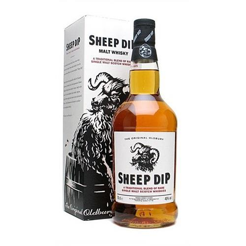 Sheeps Dip Malt whisky 40% 70cl Image 1