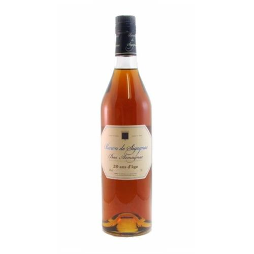 Baron Sigognac 20 year old 40% 70cl Image 1