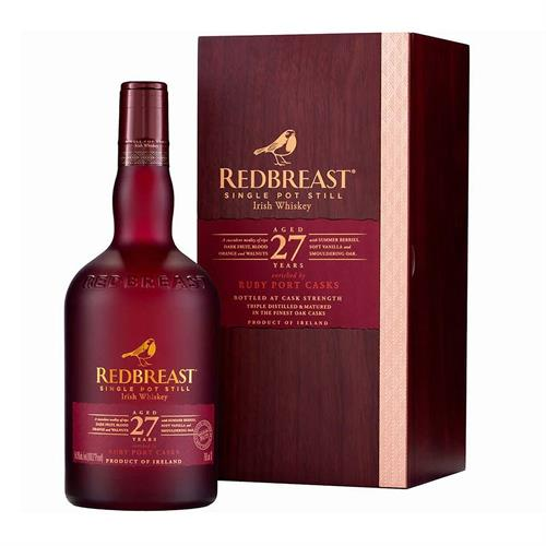 Redbreast 27 Year Old 54.6% Batch No. 1 2019 Release 70cl Image 1