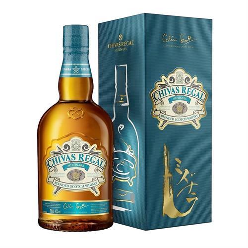 Chivas Mizunara Blended Scotch 40% 70cl Image 1