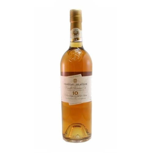 Pineau des Charentes 10 years old Blanc Chateau Beaulon 18% 75cl Image 1