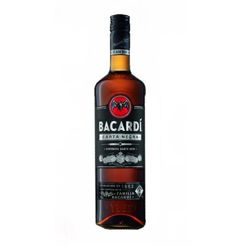 Bacardi Carta Negra 40% Image 1
