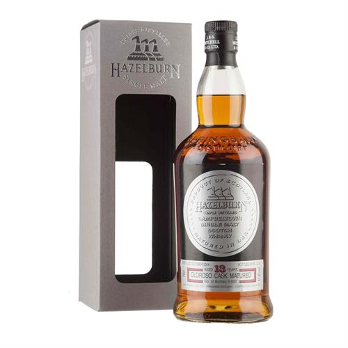 Hazelburn 13 Year Old Oloroso Cask Matured 47.4% 2018 Release 70cl Image 1