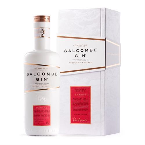 Salcombe Gin Voyager Series 'Daring' Gin 50cl Image 1