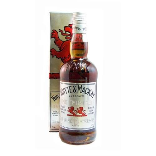 Whyte & Mackay 13 years old Thirteen 40% 70cl Image 1