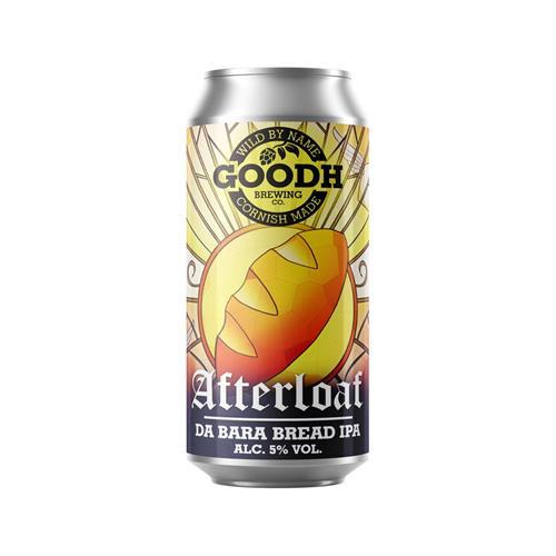 Goodh Brewing Co. Afterloaf DA Bara Bread IPA 5% 440ml Image 1