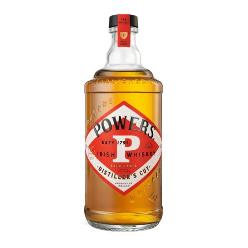 Powers Gold Label Distillers Cut Irish Whiskey 70cl Image 1
