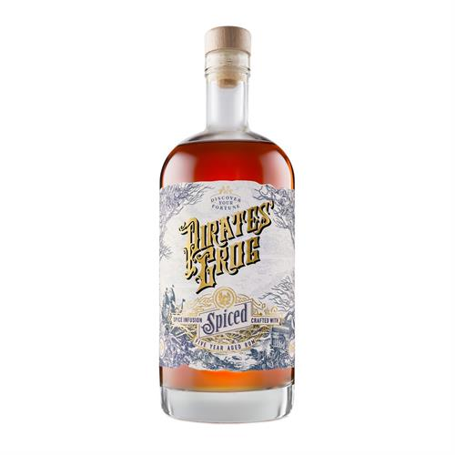 Pirates Grog Spiced Rum 37.5% 70cl Image 1