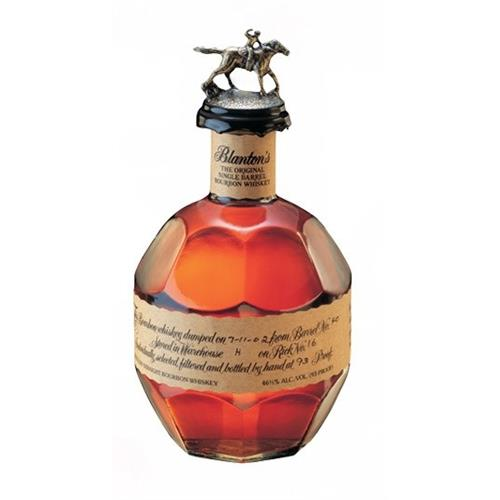 Blantons Original Single Barrel Bourbon 46.5% 70cl Image 1