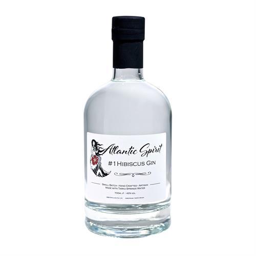 Atlantic Spirit #2 Lemon & Thyme Gin (Old Label) 70cl Image 1