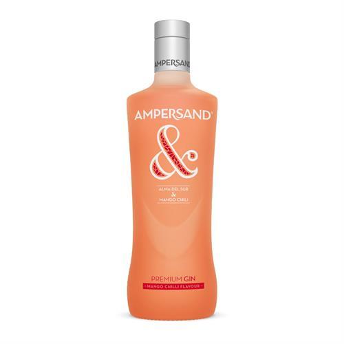 Ampersand Mango Chili Gin 70cl Image 1
