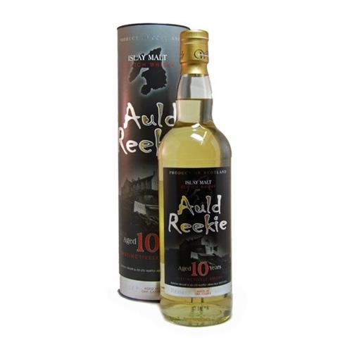Auld reekie 10 years old 46% 70cl Image 1
