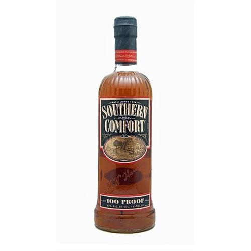 Southern Comfort 100 proof 75cl Image 1