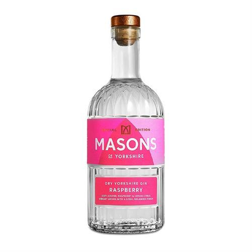 Masons Raspberry Gin 70cl Image 1