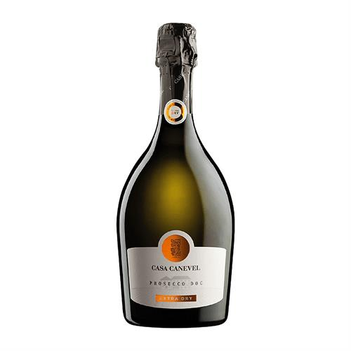 Canevel Prosecco Extra Dry 75cl Image 1