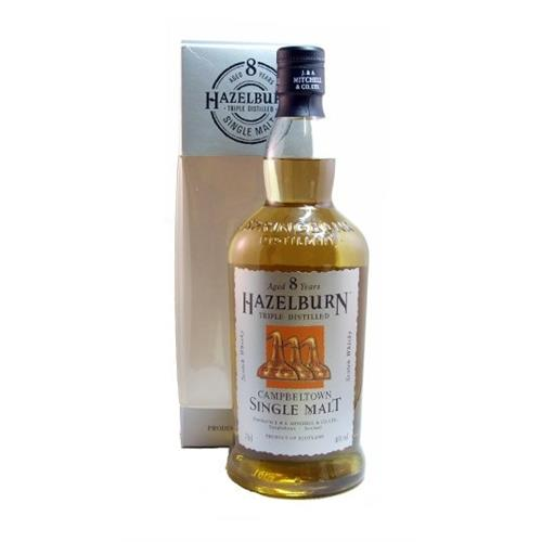 Hazelburn 8 years old 2nd ed. 46% 70cl Image 1