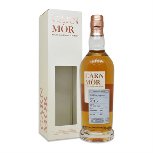 Carn Mor Teaninich 2013 8 Year Old Single Malt Whisky 70cl Image 1