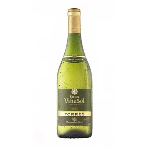 Torres Gran Vina Sol Chardonnay 2017 75cl Image 1