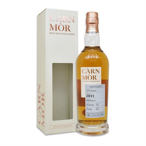 Carn Mor Glen Garioch 2011 9 Year Old Single Malt Whisky 70cl Image 1