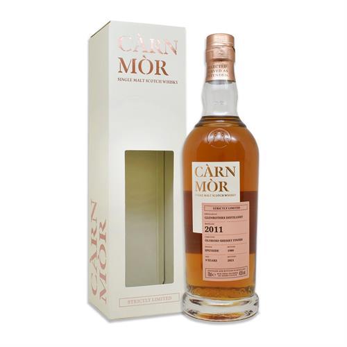 Carn Mor Glenrothes 2011 9 Year Old Single Malt Whisky 70cl Image 1