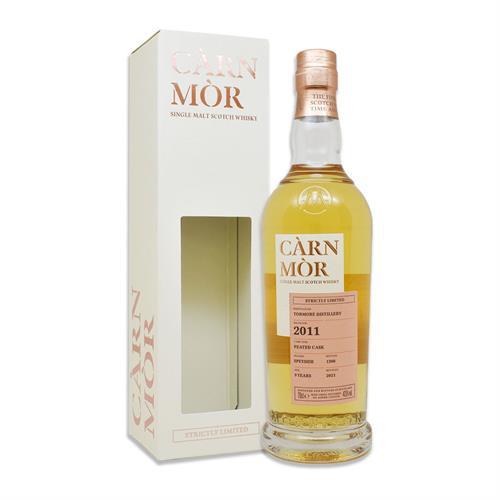 Carn Mor Tormore 2011 9 Year Old Single Malt Whisky 70cl Image 1