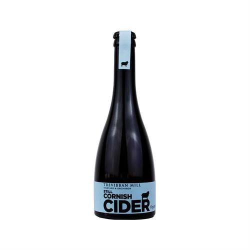 Trevibban Mill Still Cornish Organic Cider 7.5% 330ml Image 1