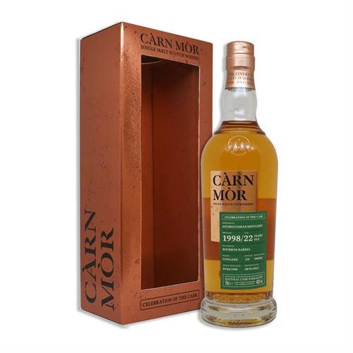 Carn Mor Auchentoshan 1998 22 Year Old Single Malt Whisky 70cl Image 1