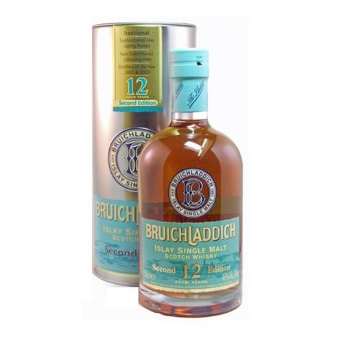Bruichladdich 12 years old Edition II 46% 70cl Image 1