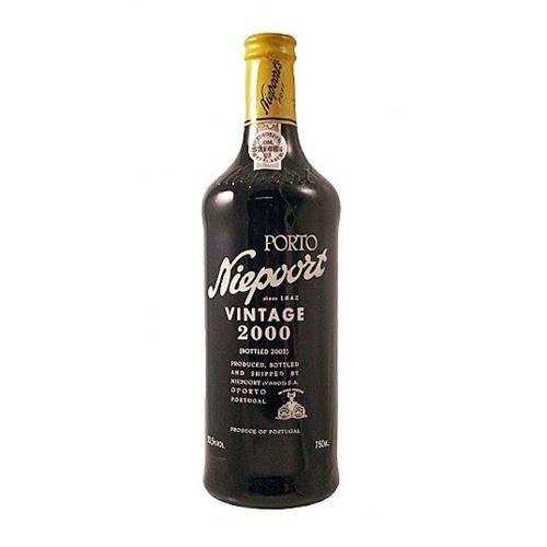 Niepoort 2000 Vintage port 20% 75cl Image 1