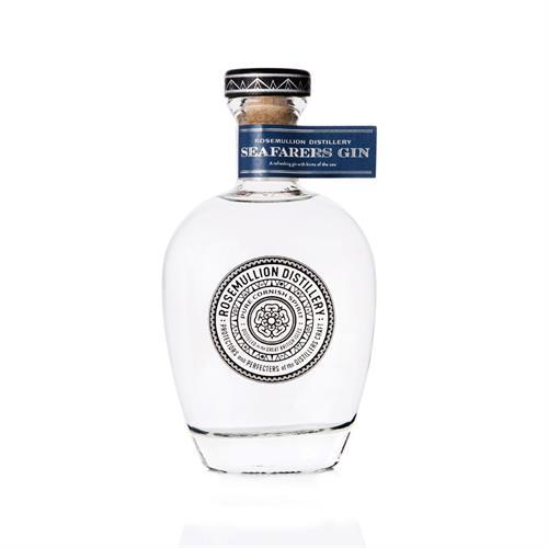 Rosemullion Seafarers Gin 25cl Image 1