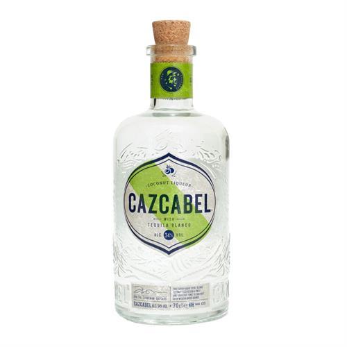 Cazcabel Tequila Coconut Liqueur 34% 70cl Image 1