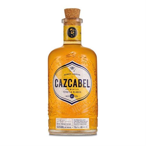 Cazcabel Tequila Honey Liqueur 34% 70cl Image 1