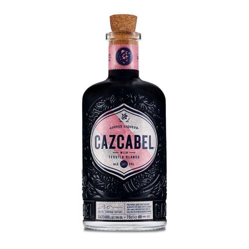 Cazcabel Tequila Coffee Liqueur 34% 70cl Image 1