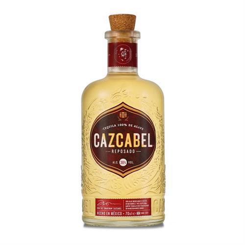 Cazcabel Tequila Reposado 38% 70cl Image 1