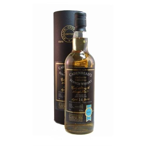 Jura 1992 14 years old Cadenheads 70cl Image 1