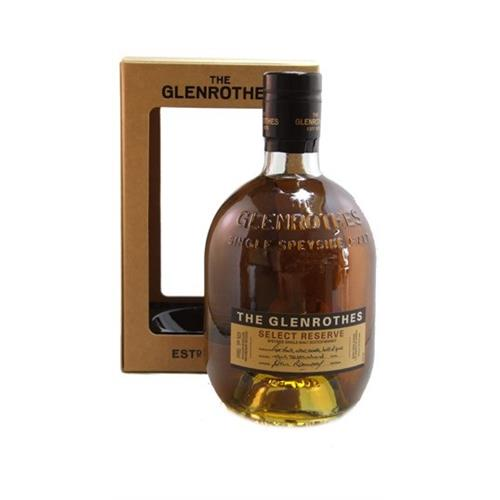 Glenrothes Select Reserve 43% 70cl Image 1