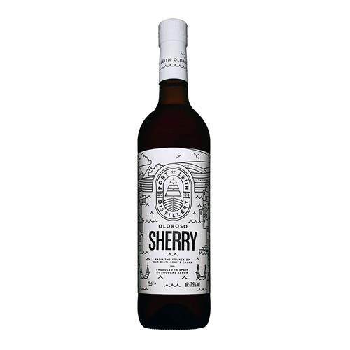 Port of Leith Oloroso Sherry 75cl Image 1