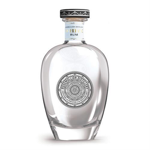 Rosemullion White Rum 70cl Image 1