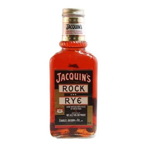 Jacquins Rock & Rye 40% 70cl Image 1